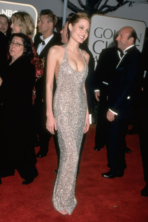 Angelina Jolie's Iconic Looks on the Red Carpet - Angelina ...