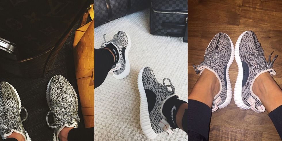 Kanye West's Yeezy Boost 350 Sneakers Sold Out - Kanye West Yeezy