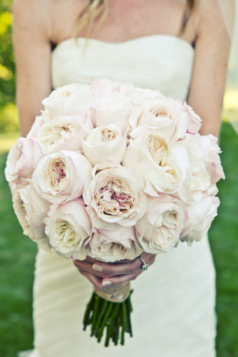inspiration garden rose bouquet