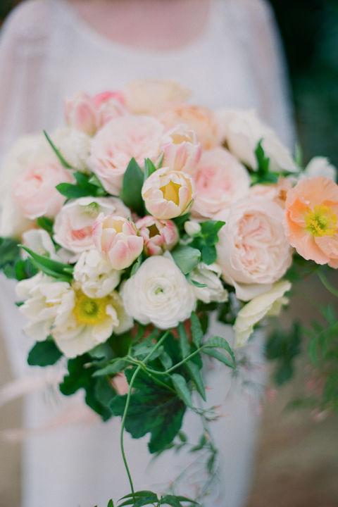 23 of the Best Garden Rose Wedding Bouquets Garden Rose Bouquet