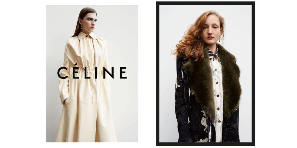 Models: Irina Djuranovic and Agnes Nieske Photographer: Juergen Teller