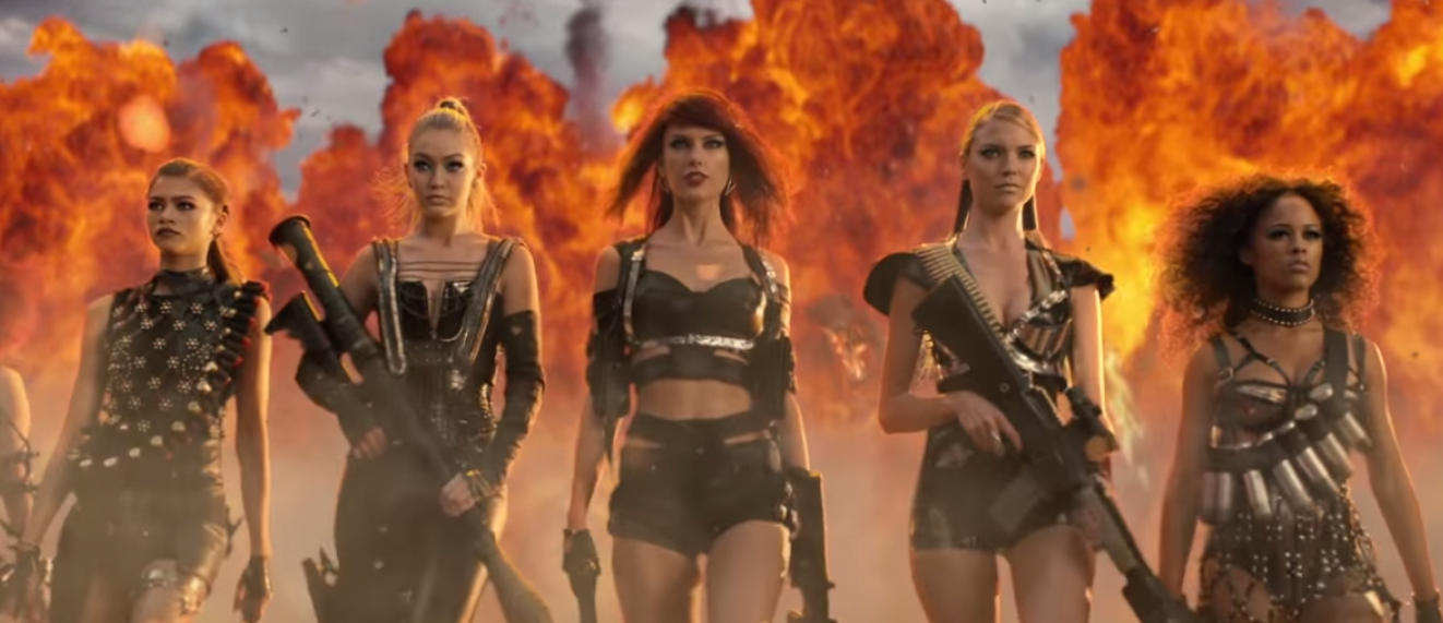 """Fashion Shoot Shows Models Beaten Bloody: Taylor Swift Shares Behind-the-Scenes Videos From """"Bad"""