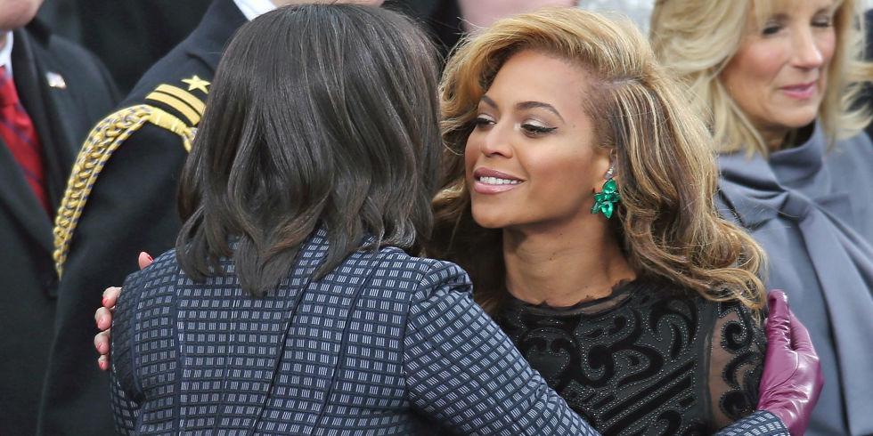 Michelle Obama & Beyonce :-) - Magazine cover