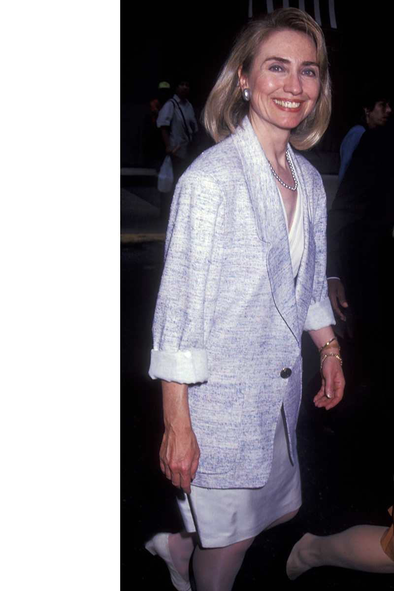 Hillary Clintons Most Fashionable Looks