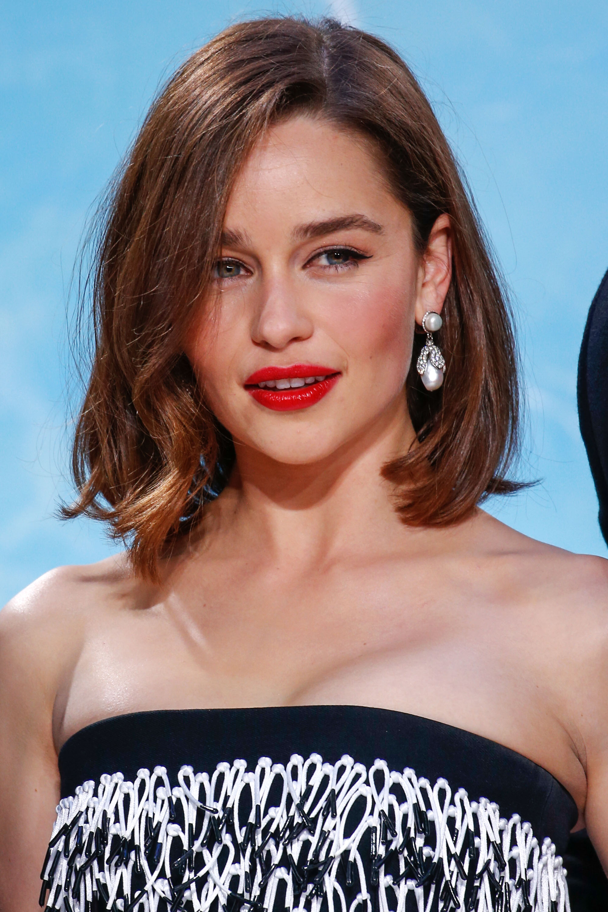Marvelous 37 Cute Bob And Lob Haircuts 2017 Best Celebrity Long Bob Hairstyles Hairstyle Inspiration Daily Dogsangcom