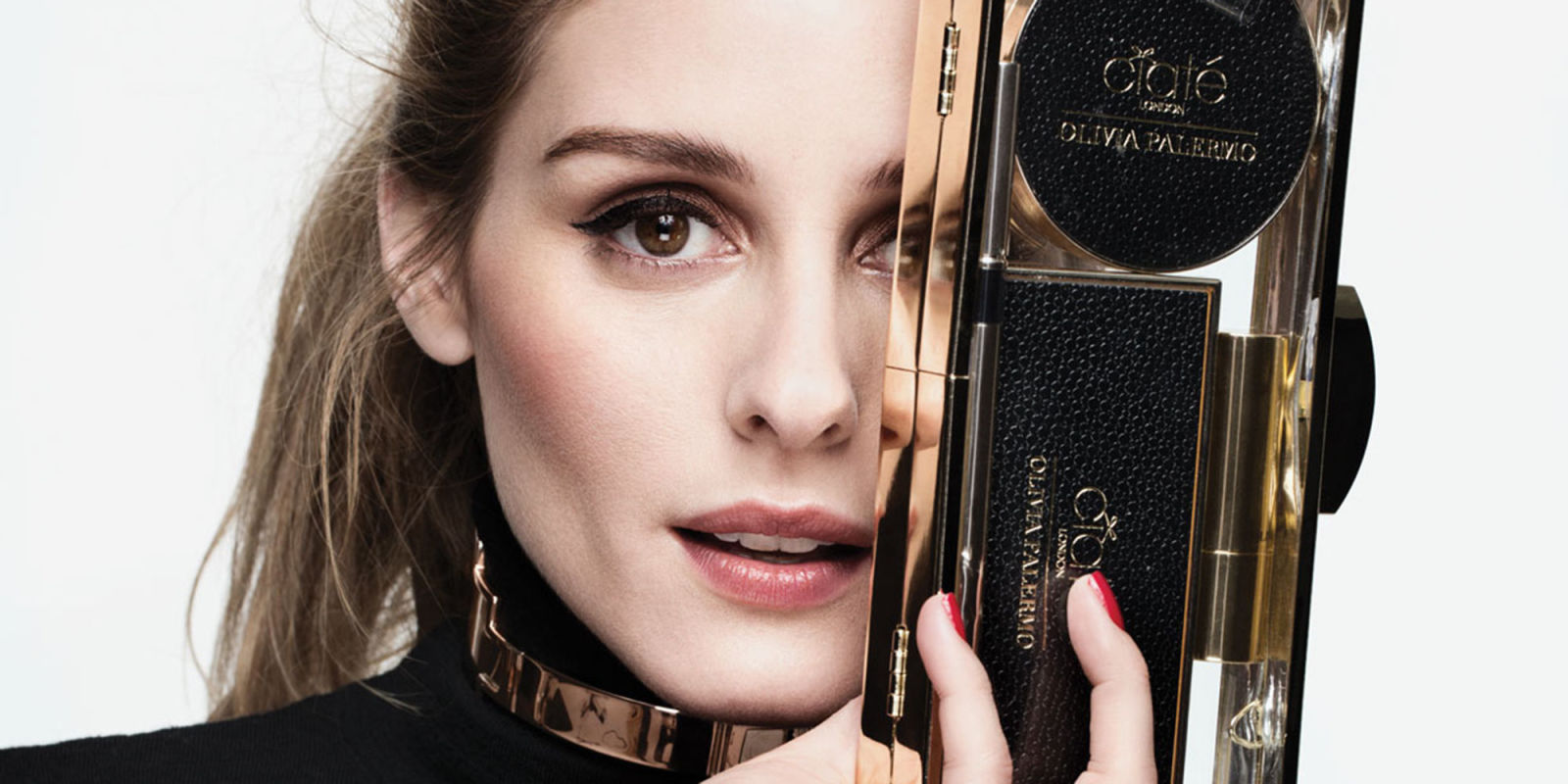 Exclusive first look at olivia palermo s new makeup collection