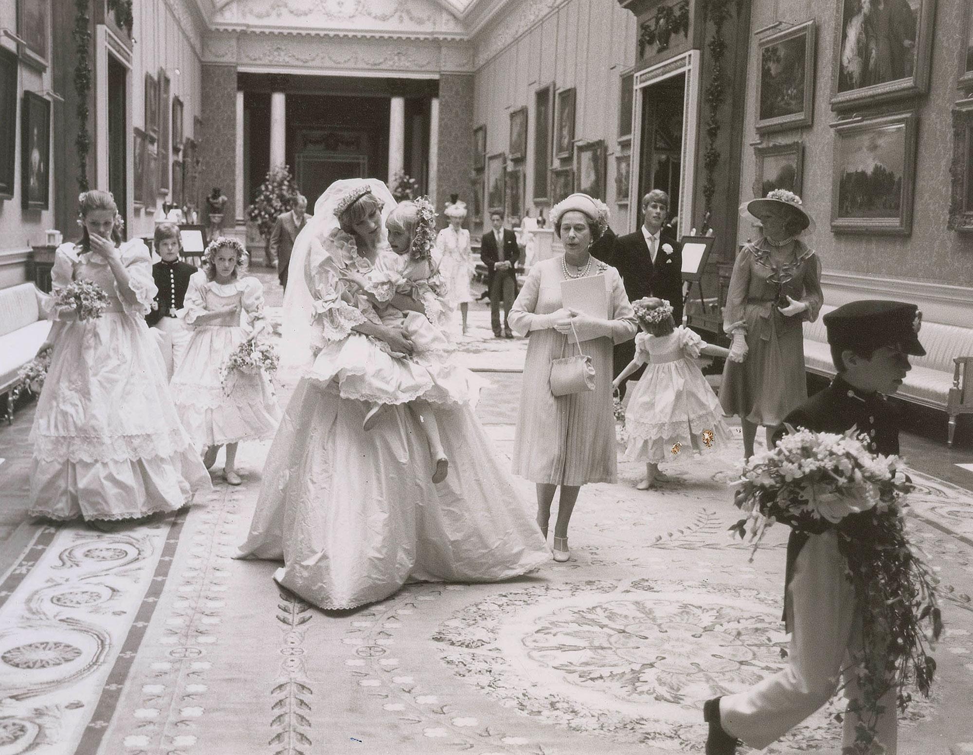 Princess Diana and Prince Charles Unseen Wedding s