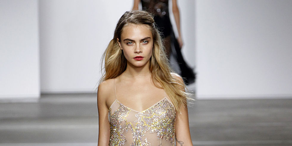 Cara Delevingne Says the Modeling Industry Gave Her Major Body Image Issues