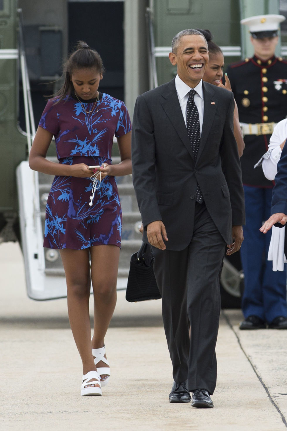 Michelle Obamas Stunning Outfits as Told by Designers Who Dressed Her