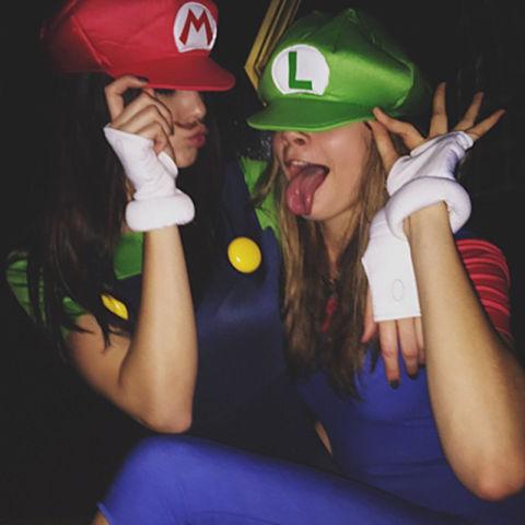 kostumer til 2 personer