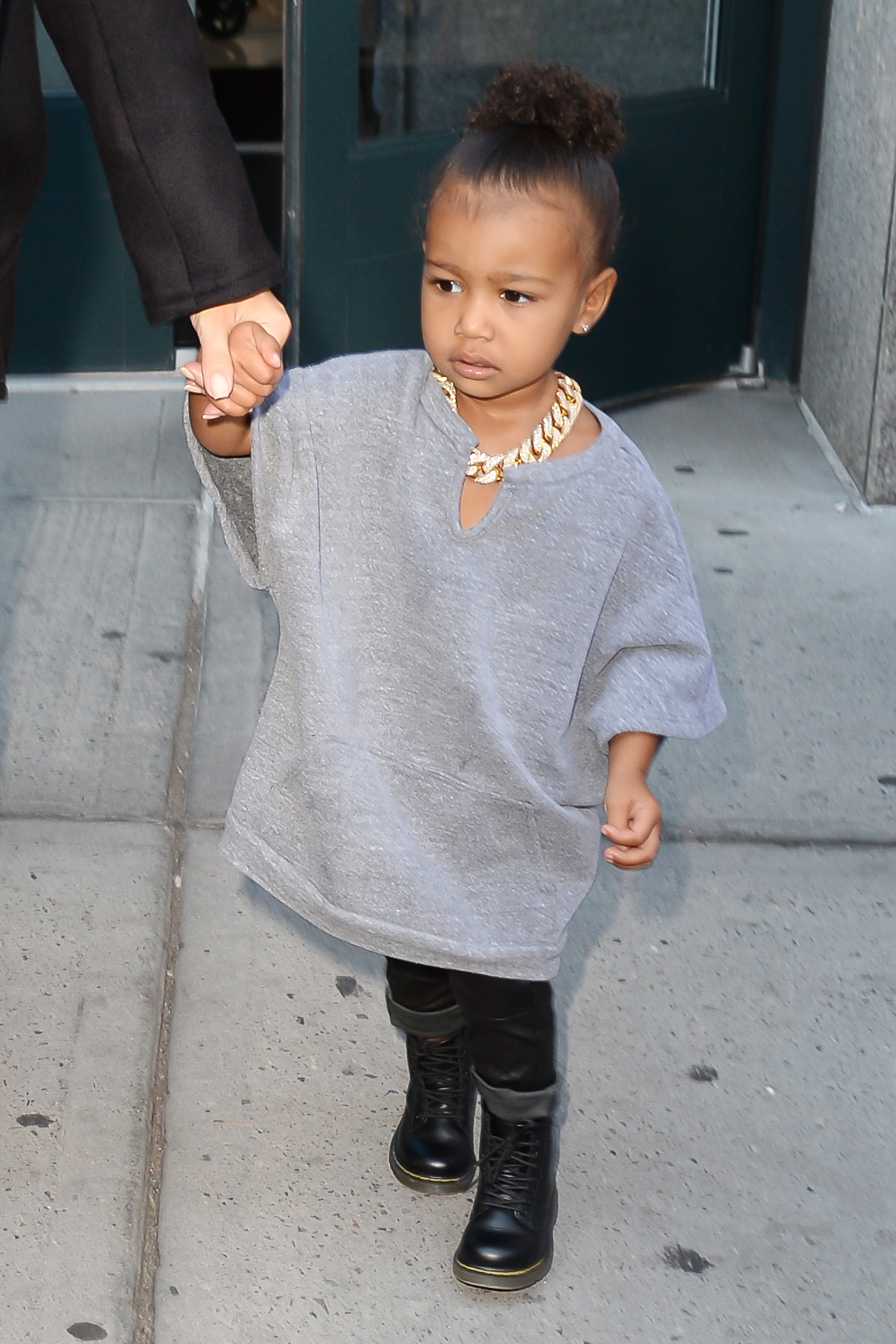 11 Times North West's Outfits Made You Envious Of A Toddler