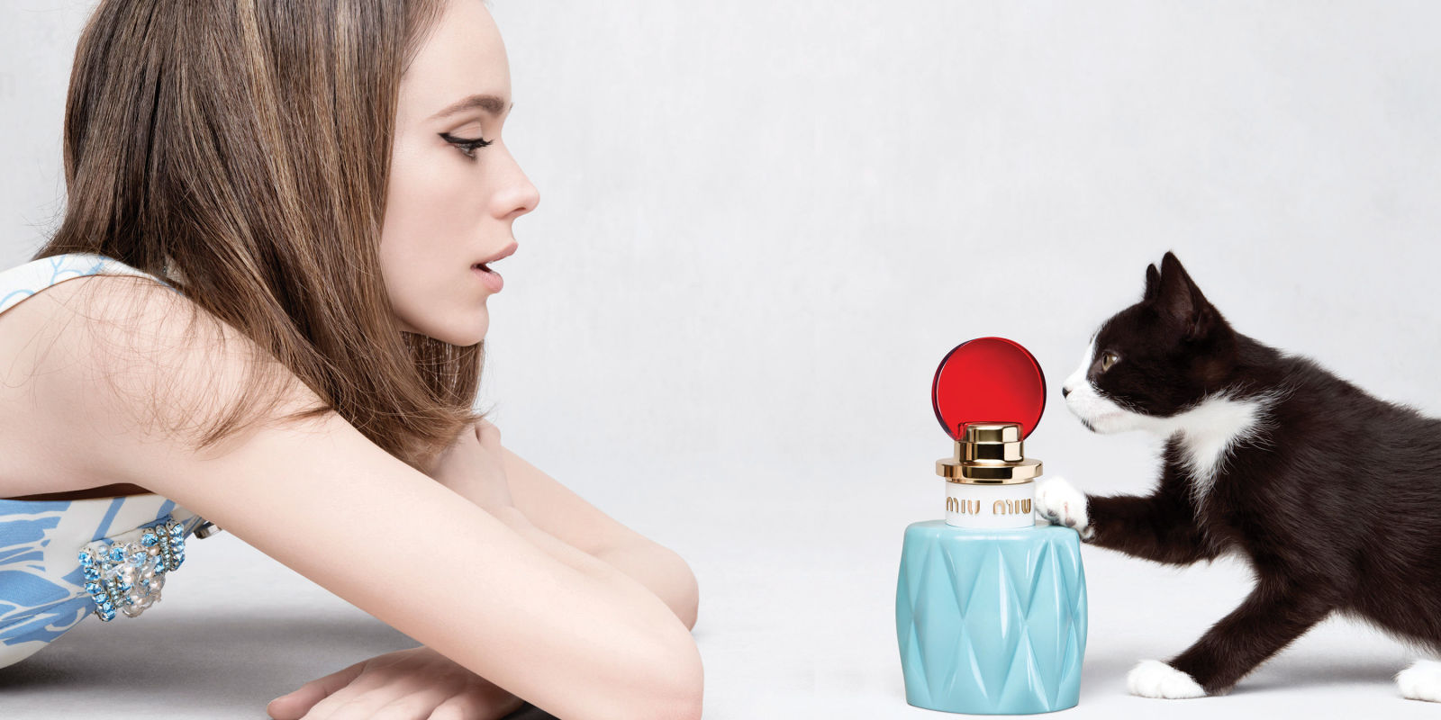 Stacy martin miu miu fragrance campaign stacy martin beauty