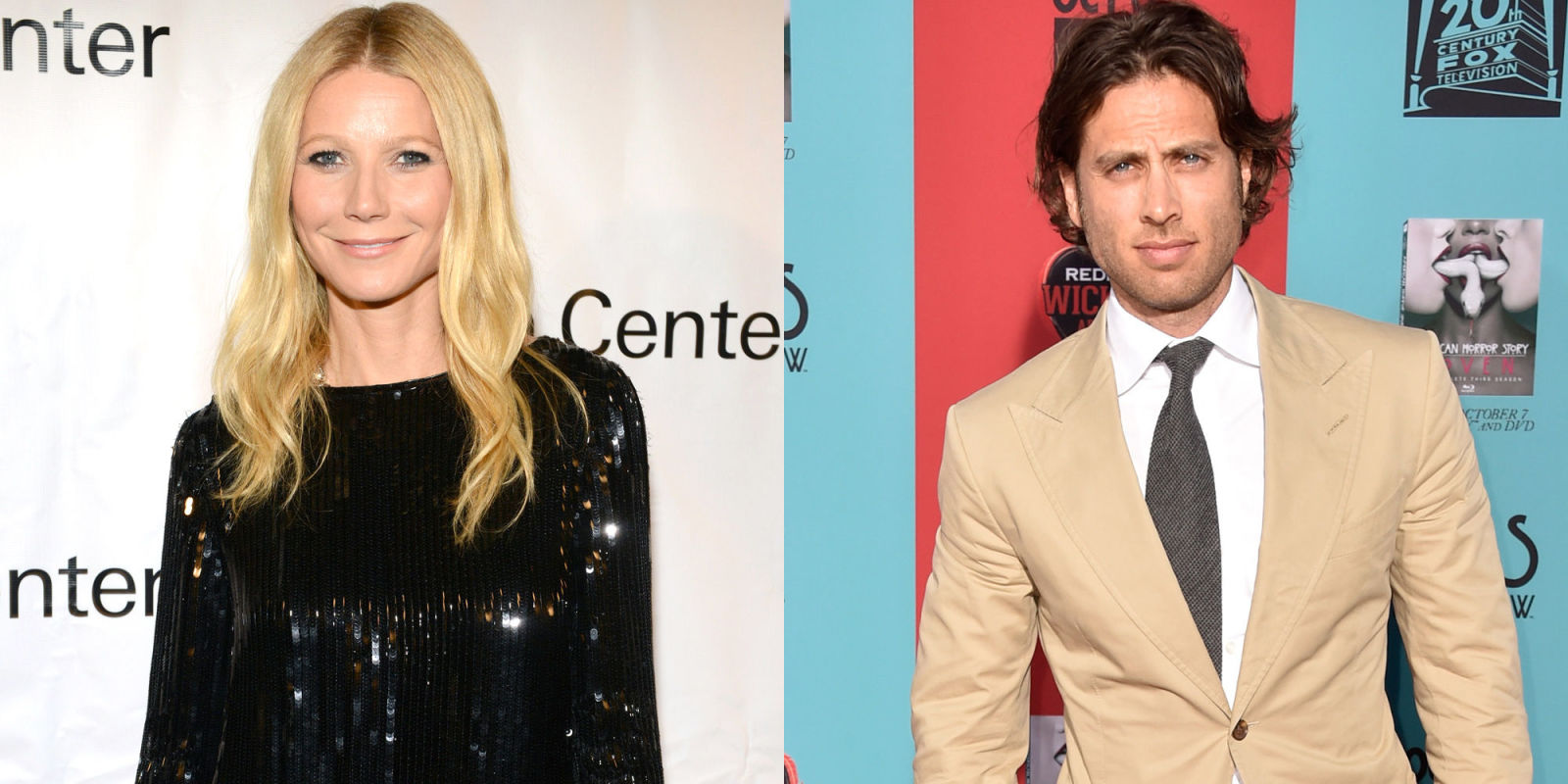 Gwyneth paltrow dating list