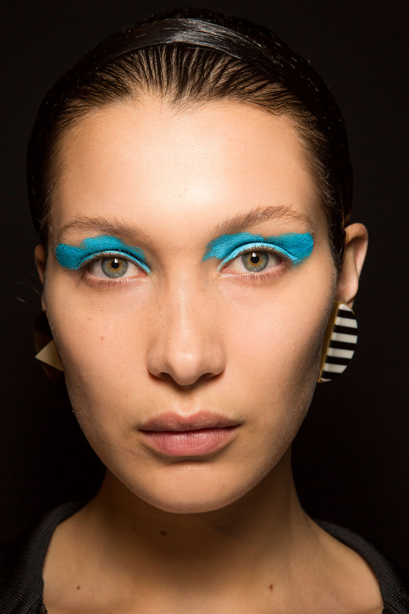 The Coolest Beauty From London And Milan Spring 2016