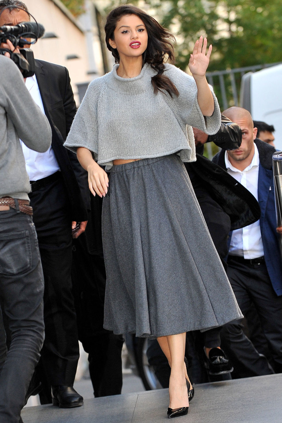 Selena Gomezs Best Outfits All Have One Thing in Common