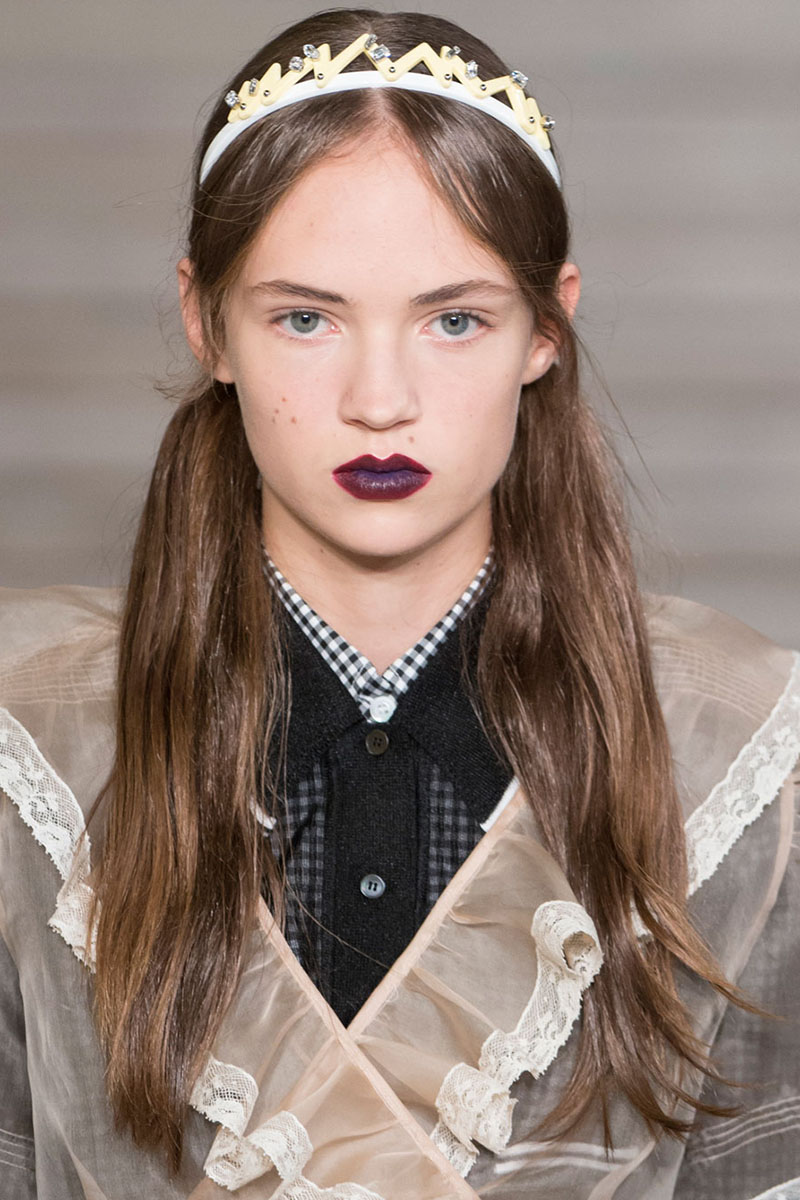 Best Beauty Paris Fashion Week Spring 2016