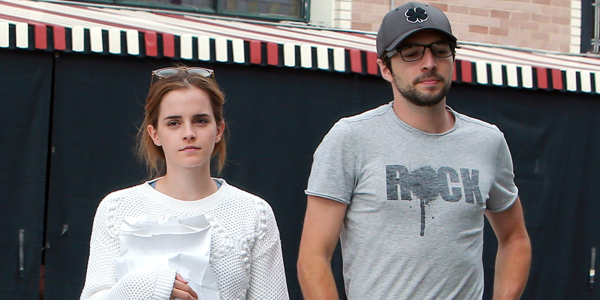 Emma Watson New Boyfriend - Emma Watson and Roberto Aguire ...