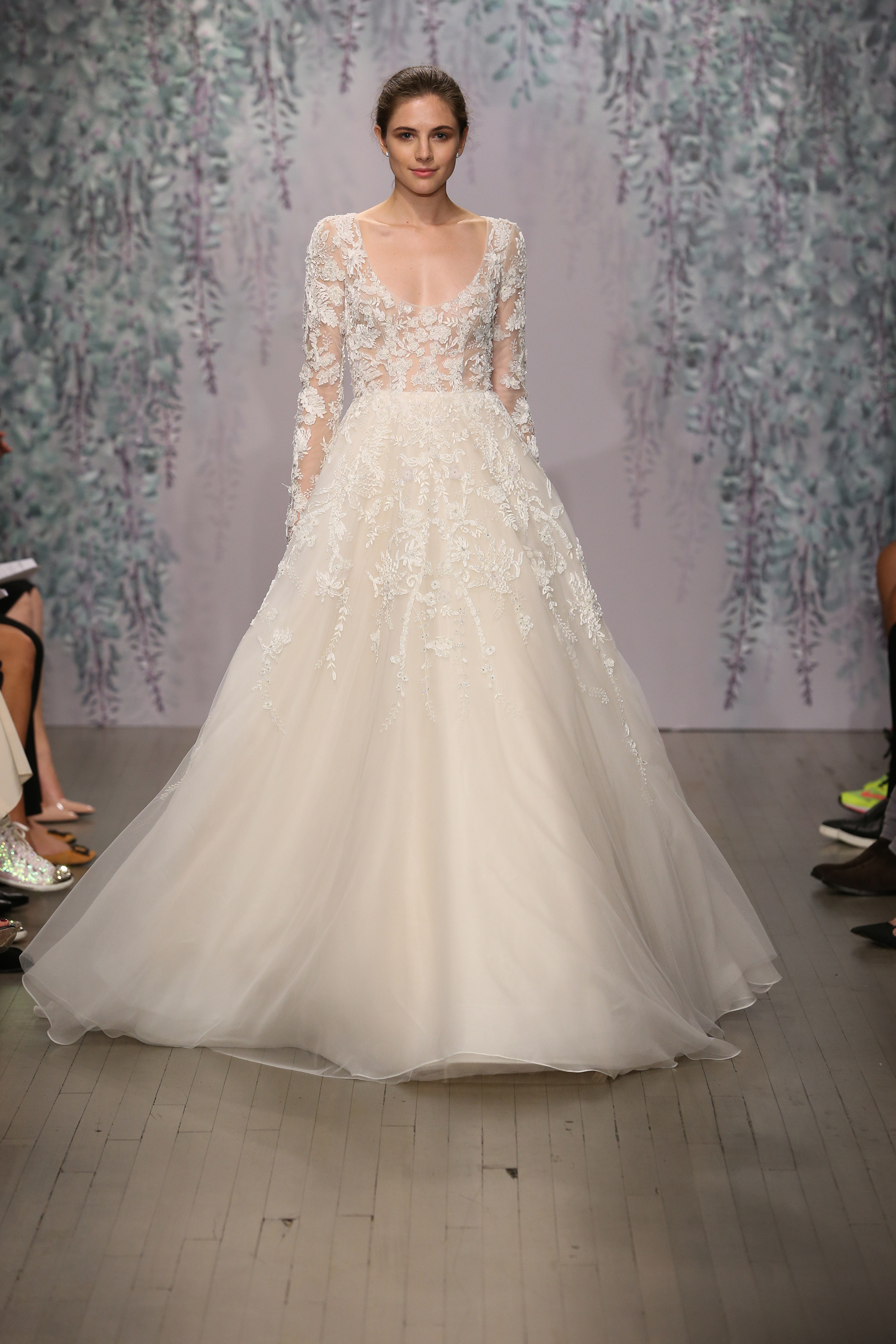 Bridal Week Fashion Fall 2016 - Fall 2016 Designer Wedding Dresses