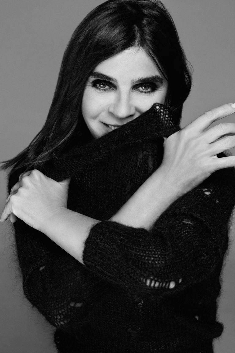Carine Roitfeld Talks Her Fashion Collection for Uniqlo - Carine ...