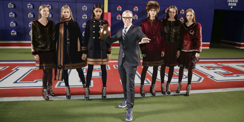 Tommy Hilfiger on celebrating his brand's 30th anniversary, throwing strip-tennis tournaments and meeting Andy Warhol :   Tommy Hilfiger, Fashion Designer