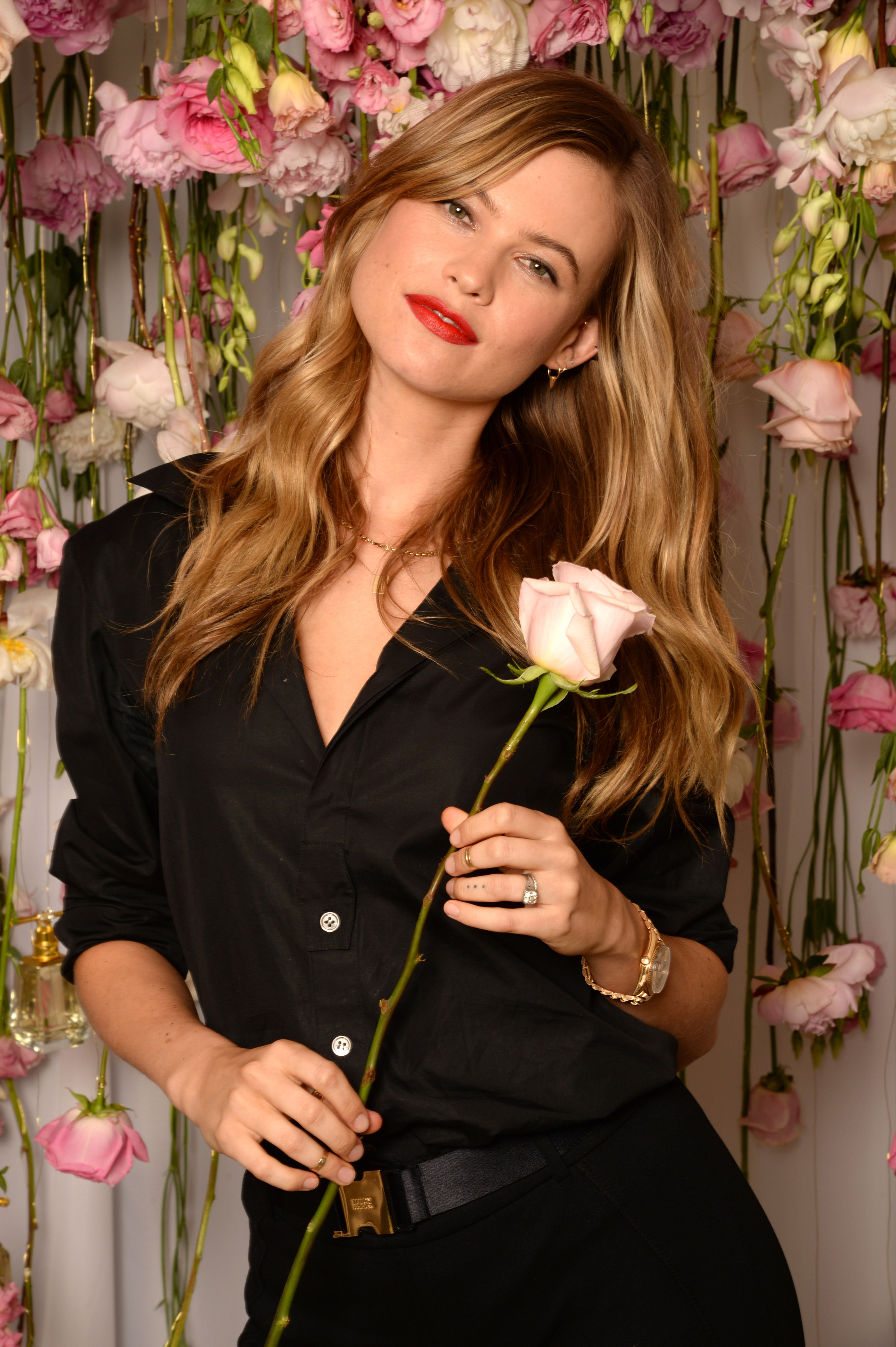 Behati Prinsloo Tries Her Hand At Jewelry Design Turns