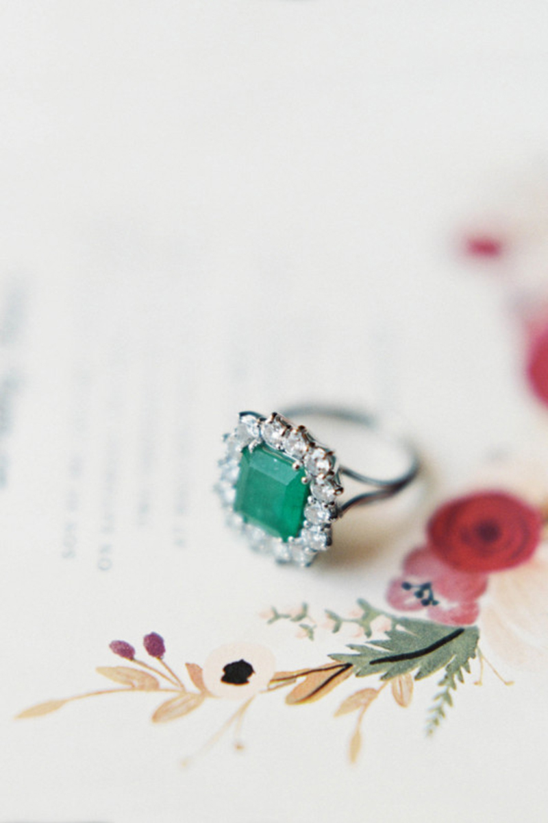 emerald engagement rings beautiful emerald engagement rings