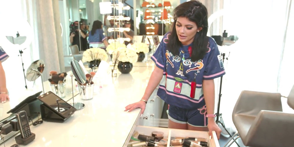 Kylie Jenner Closet Tour Kylie Jenner S House And Closets