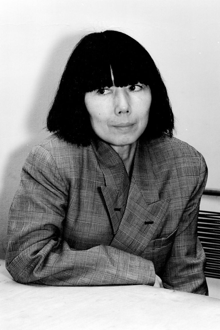 As a woman designing for other women, Rei Kawakubo has always challenged the traditional social constructs of fashion, never compromising on art over wearability. With a background in fine arts, she launched Comme des Garçons in 1973 and showed her first collection in Paris in 1981. Her large, geometric frames and deconstructed, ripped and torn dresses in neutral color palettes have established her fiercely modern style.