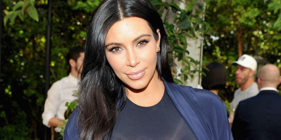 pictures of kim kardashian hairstyles