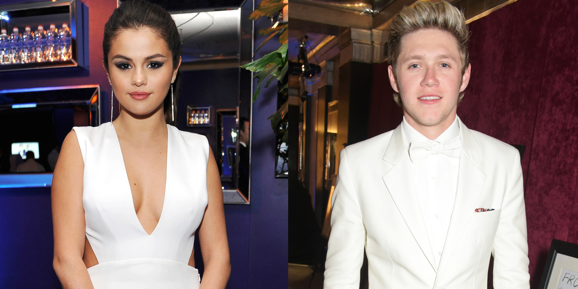 niall and selena gomez relationship history