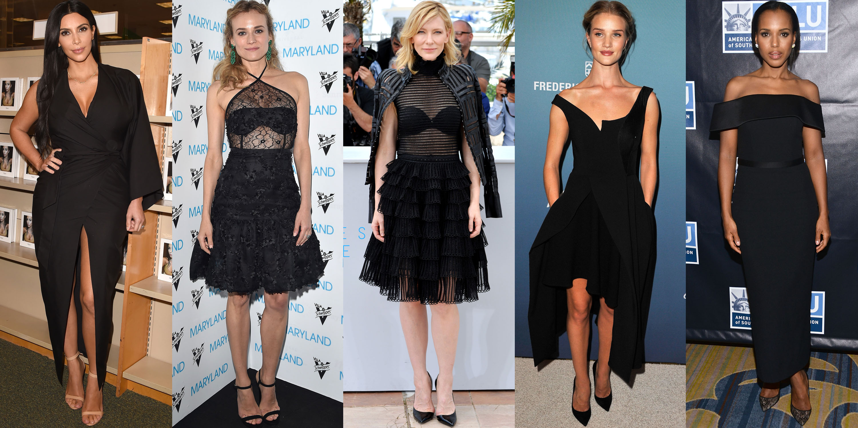 Little Black Cocktail Dress - Best Little Black Dresses 2015