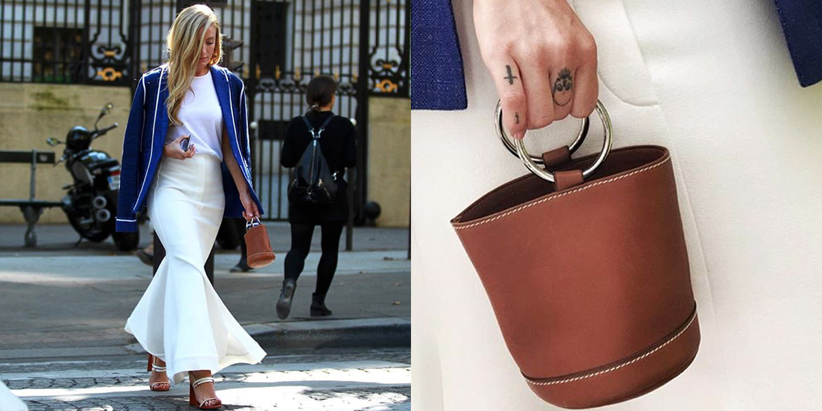 Simon Miller Launches The Newest Must Have Bucket Bag