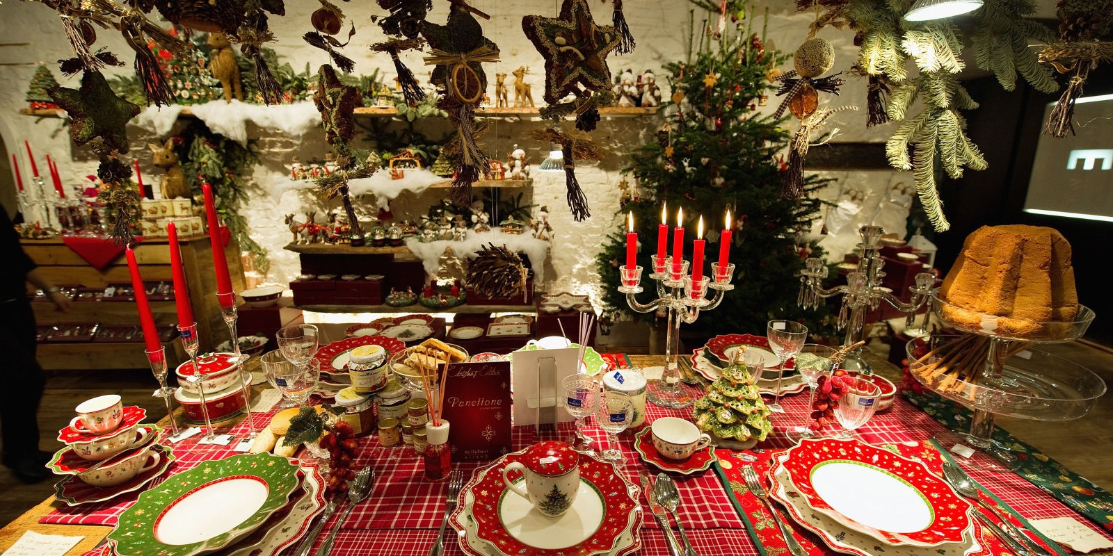 10 christmas table settings 2015 decoration ideas for