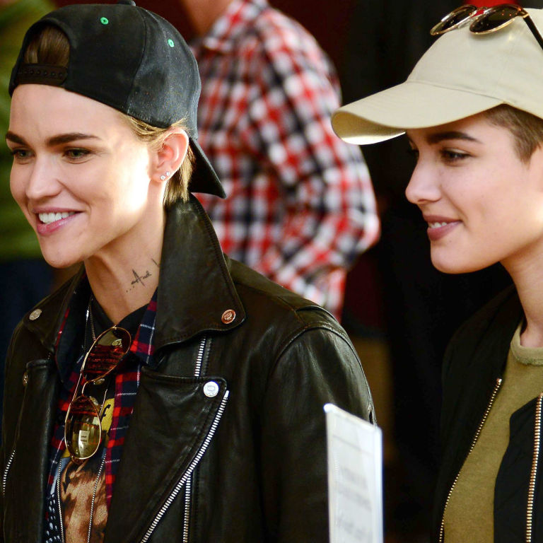 Are Halsey And Ruby Rose Dating Plus More News