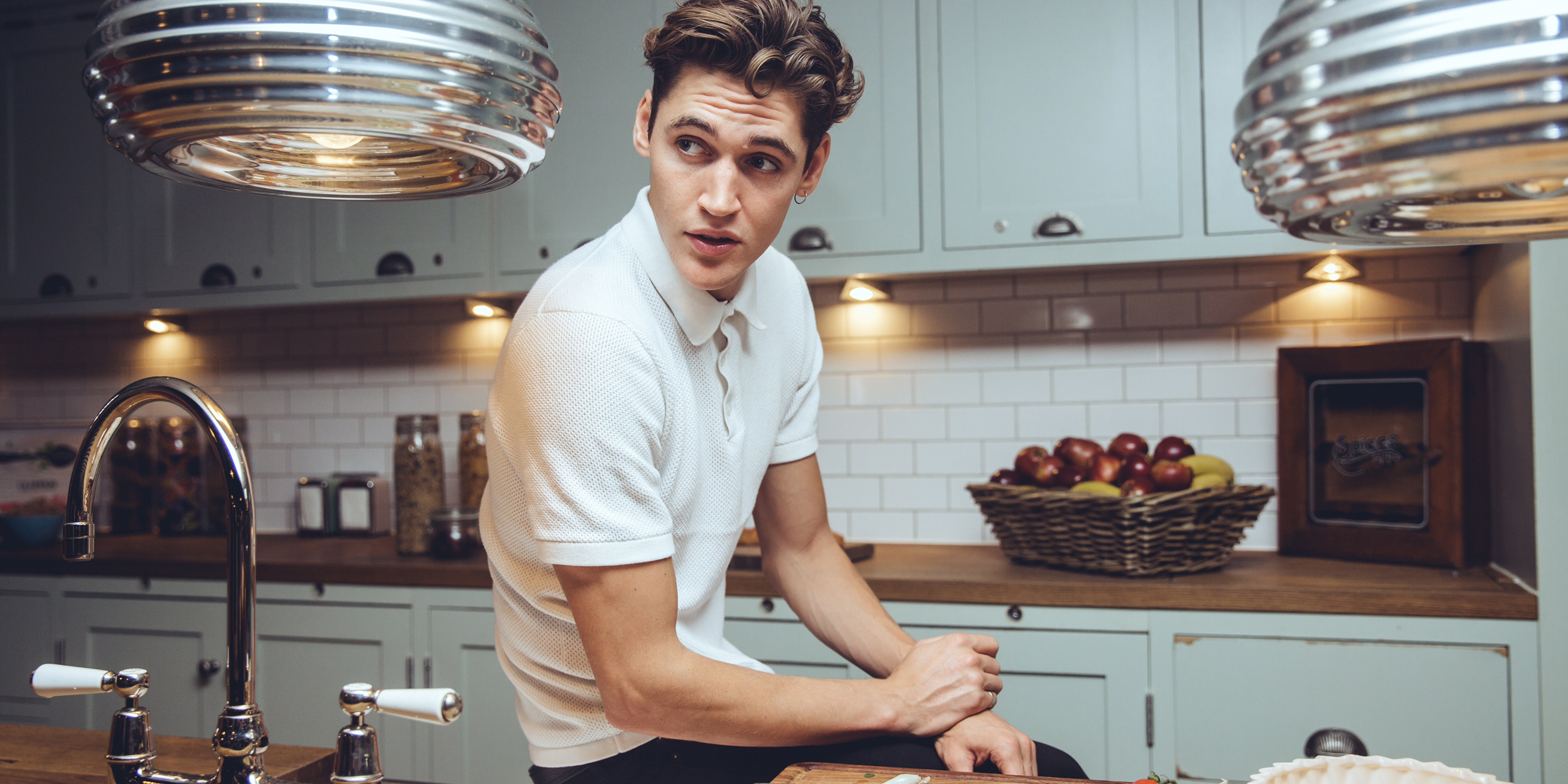 Exclusive In The Kitchen With Model Chef Isaac Carew