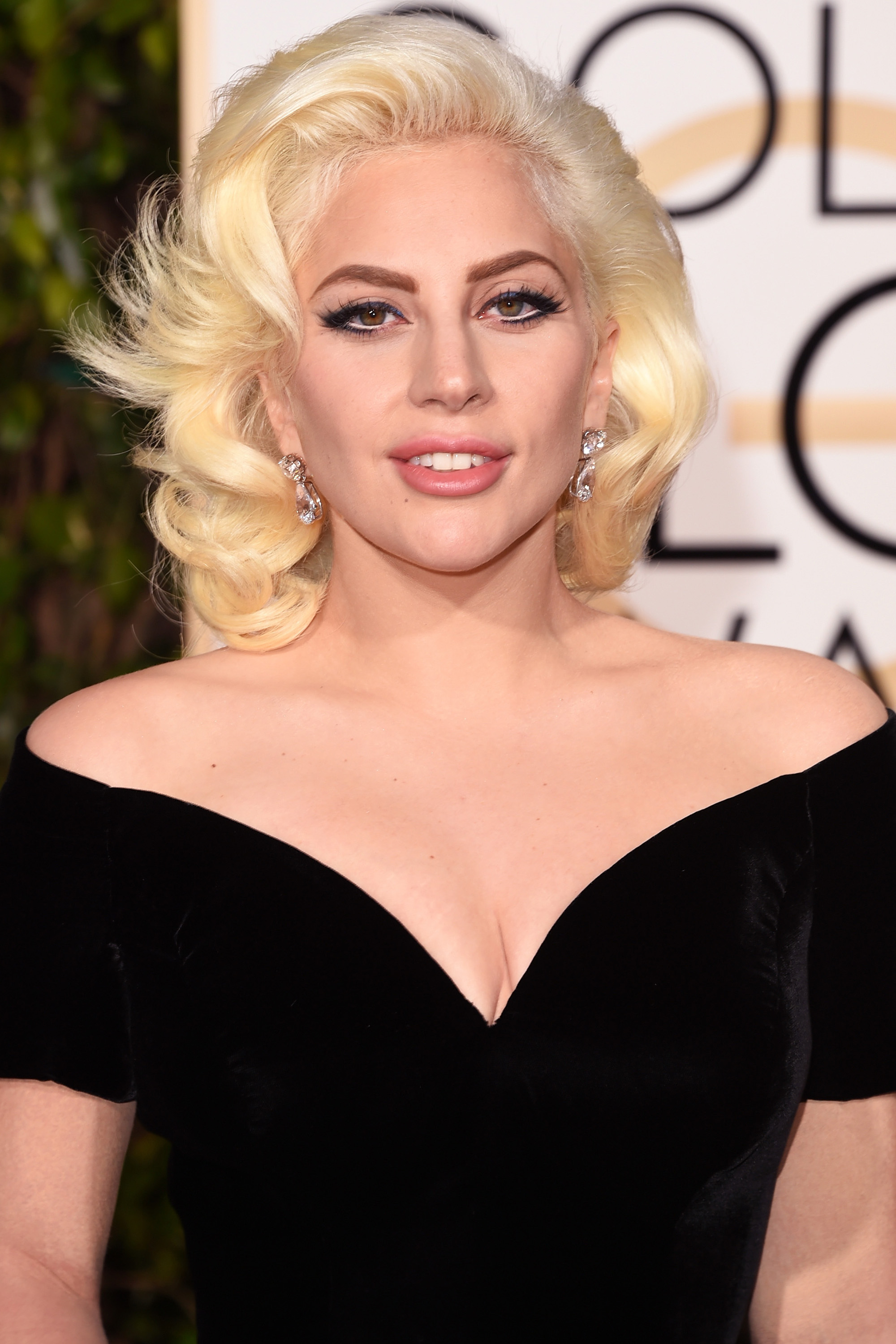 Image result for hairstyles with velcro rollers lady gaga