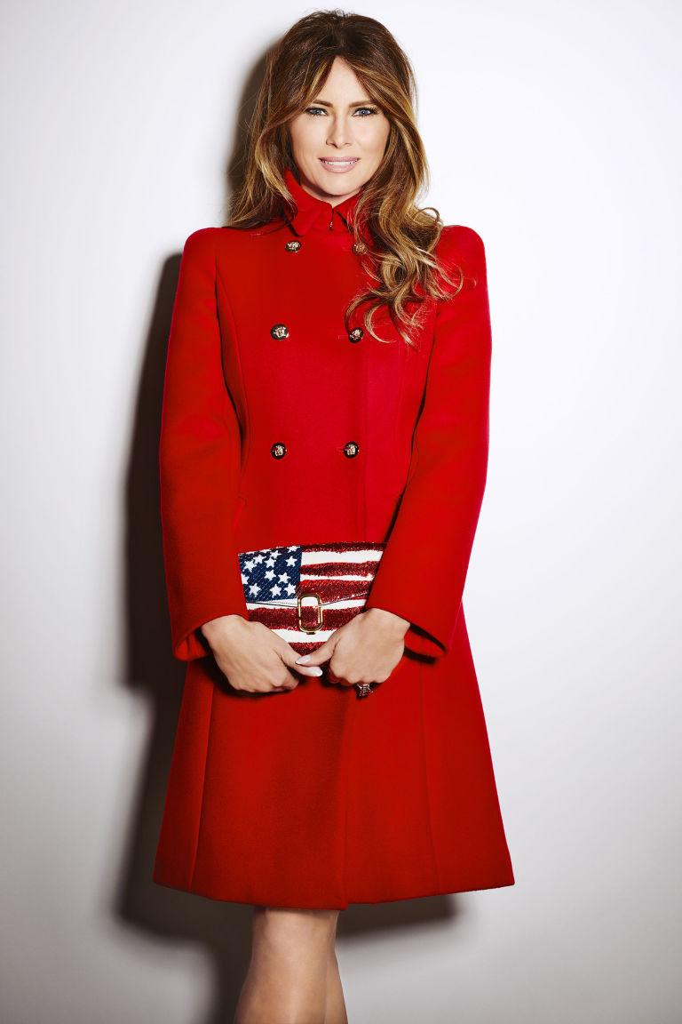 Image result for Melania Trump fashion