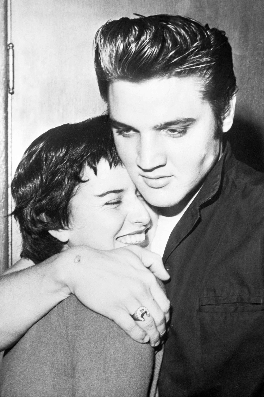 Elvis Presley Celebrity Relationships And Marriages