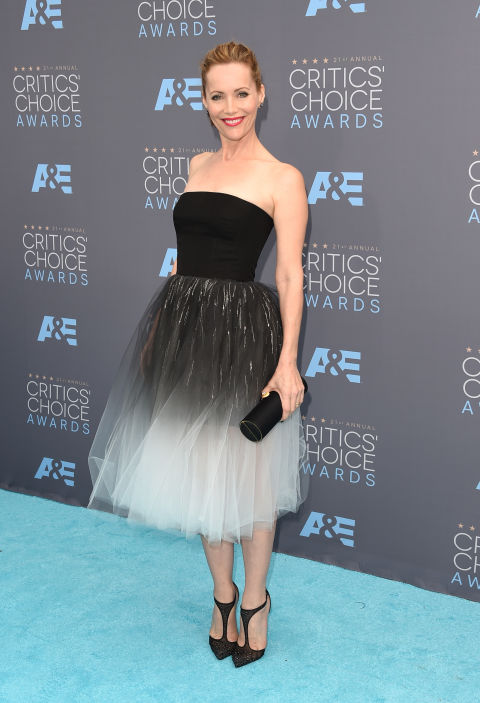 Leslie Mann Critic's Choice Awards 2016