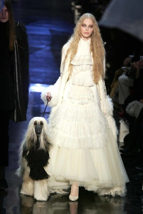 Fairytale Fashion On The Runway Fairytale Inspiration On