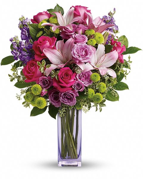 Nov 12, · My Sweet Bouquet by Teleflora - Includes light pink spray roses, light pink carnations, miniature red carnations and white statice, accented with fresh greenery. Delivered in .