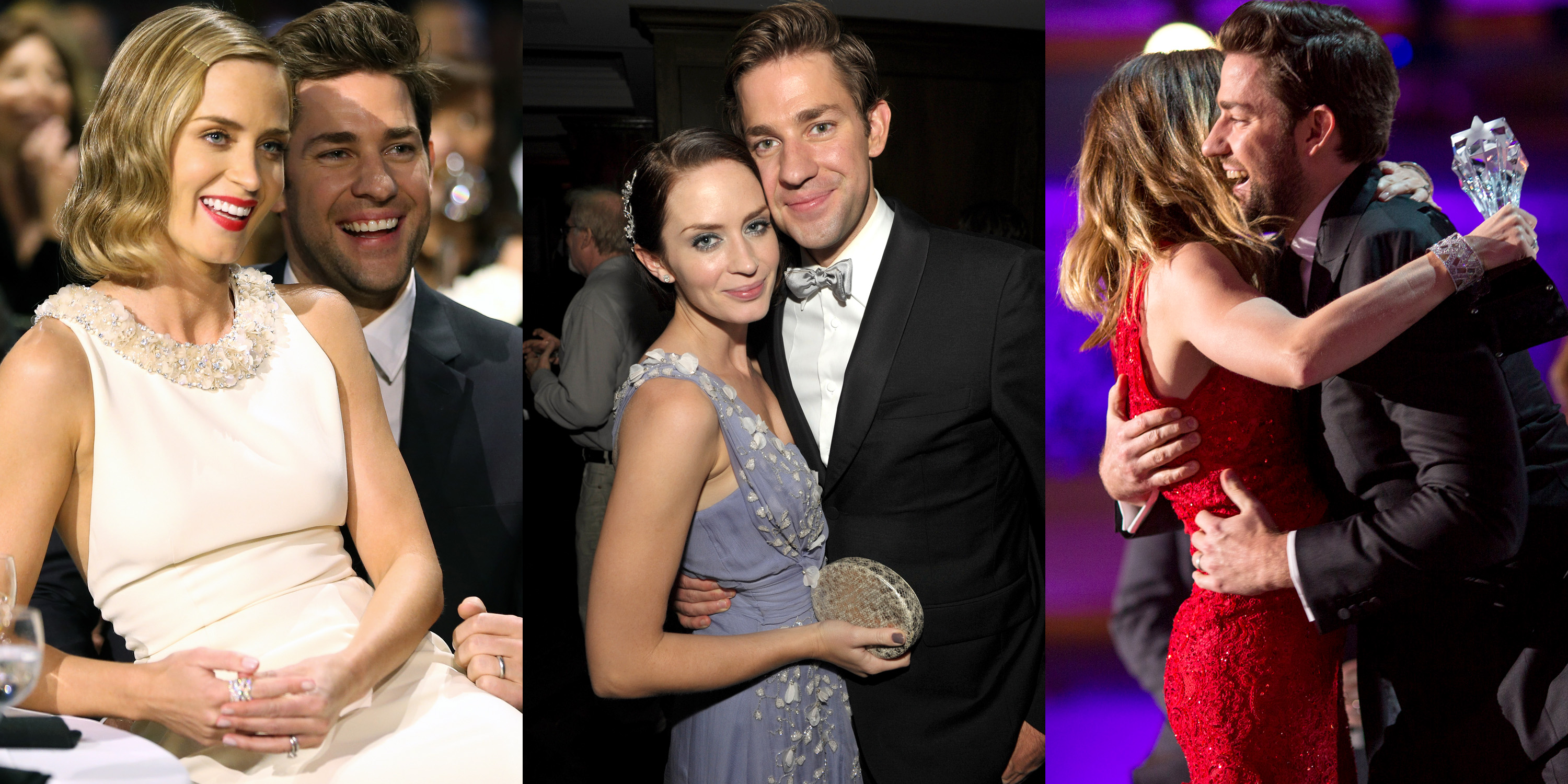 Emily Blunt And John Krasinski Cutest Photos