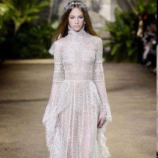Royal Wedding Dress Inspiration On Trend Edwardian
