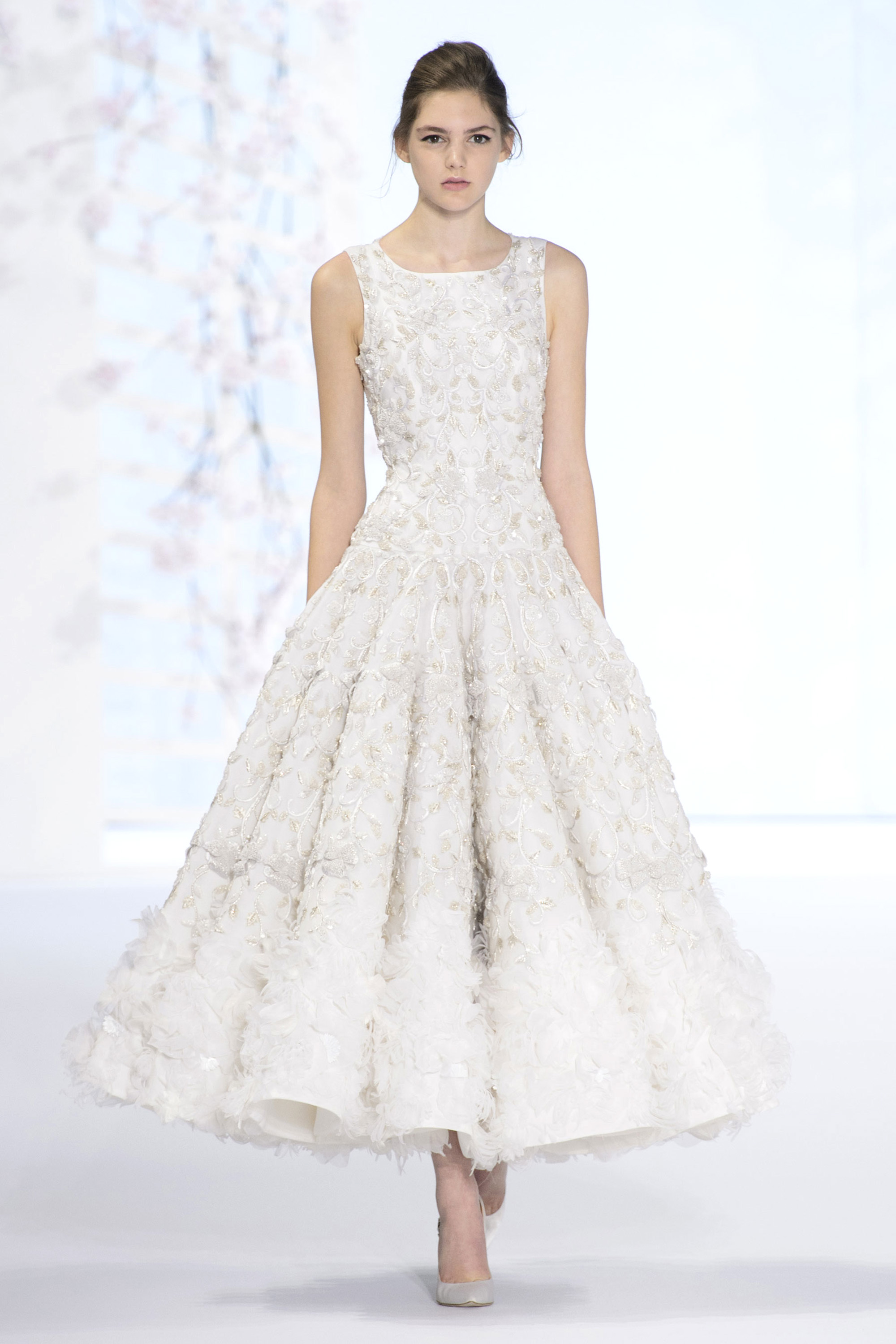 Bridal Inspiration from Haute Couture Spring 2016 - The Best ...