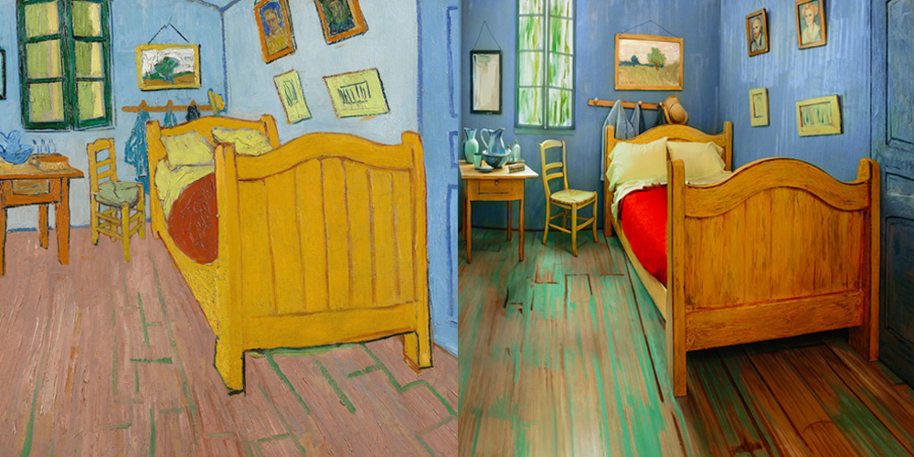 You Can Rent A Replica Of Van Gogh 39 S Iconic 39 Bedroom 39 On AirBNB
