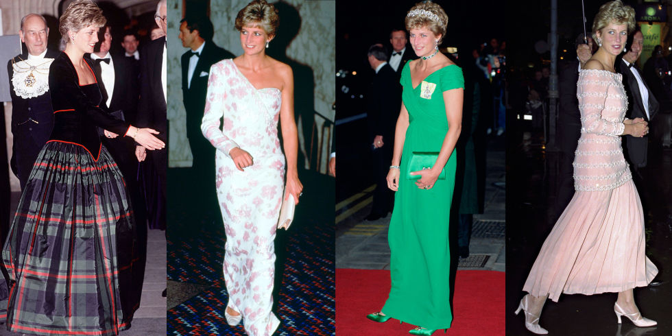 Latest Celebs Fashion Trends Kensington Structure Declares Information Of Queen Diana Fashion Exhibition