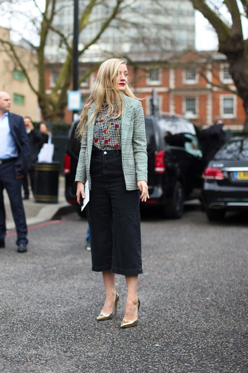 Pics For London Street Style