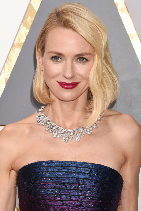 Naomi Watts' Bulgari Collar Necklace