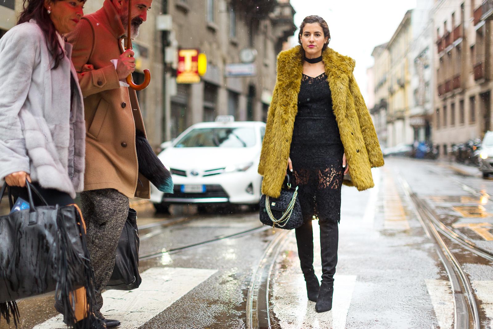 Fashion Week Italie Planning