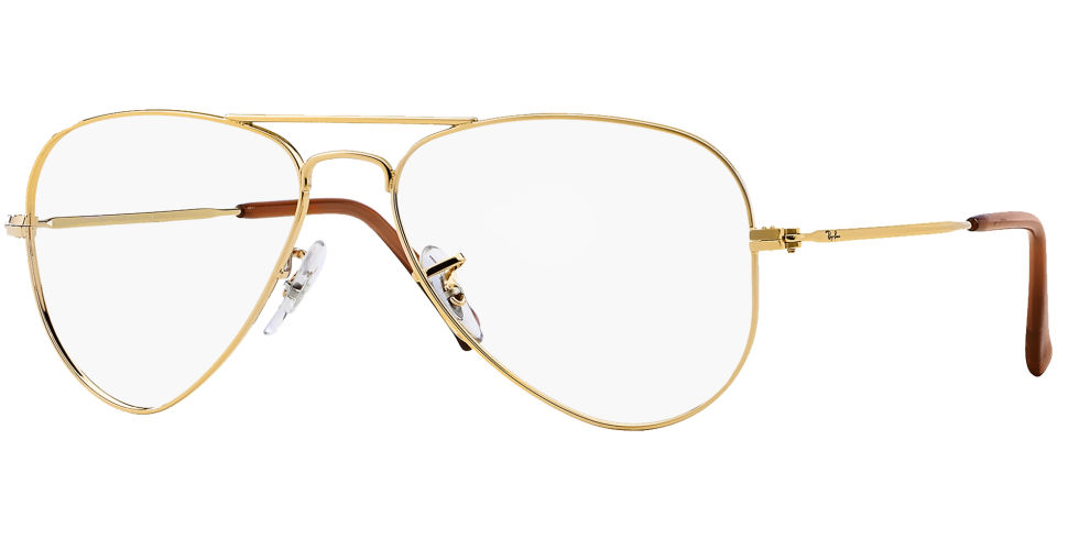 Gold Ray Ban Eyeglasses 2017
